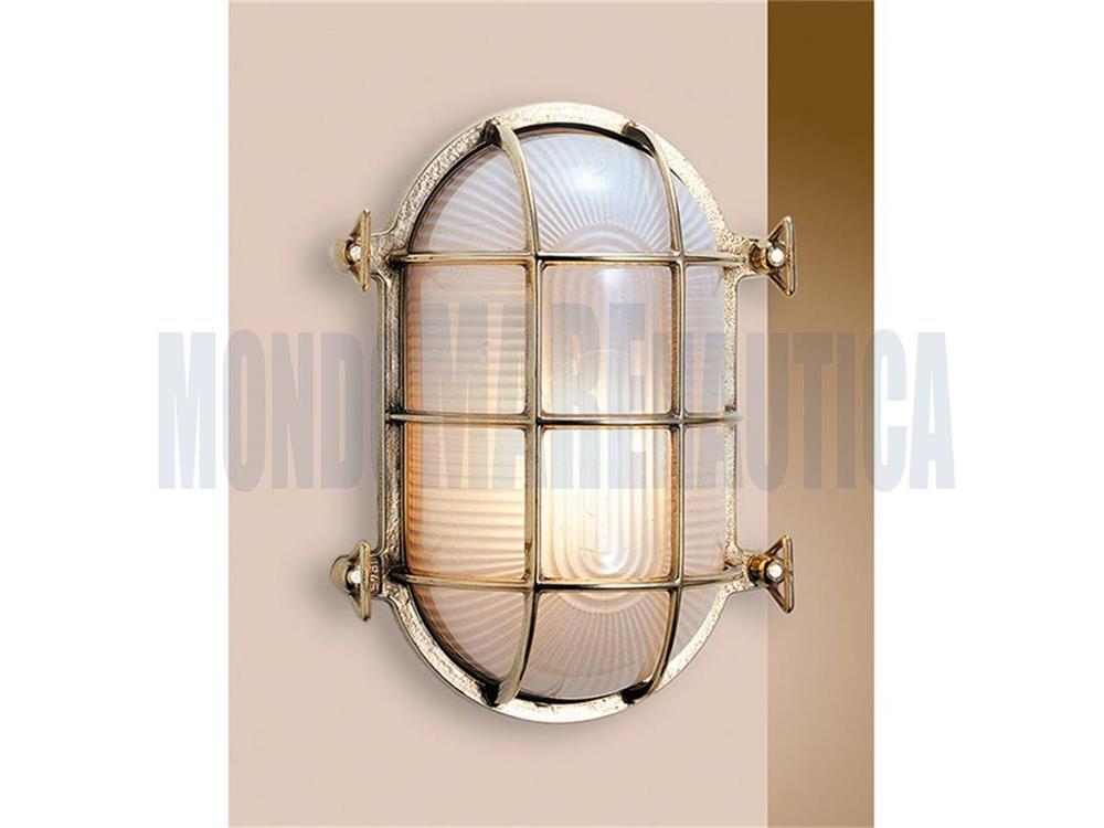 Lampada tartaruga ovale ottone lucido in vendita lampade for Tartaruga prezzo