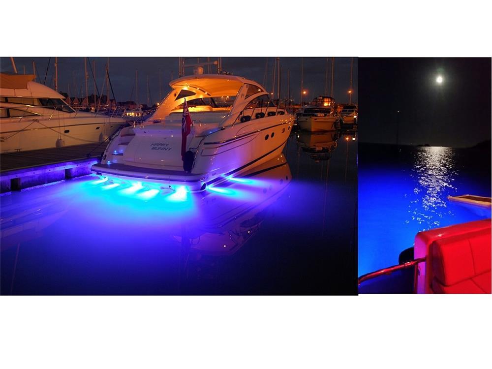 Faro subacqueo led piranha p3 in vendita fari subacquei for Led vendita